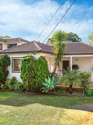Rowland St, Revesby. Picture: realestate.com.au