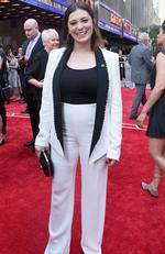 Rachel Bloom attends the 2017 Tony Awards at Radio City Music Hall on June 11, 2017 in New York City. Picture: Jenny Anderson/Getty Images for Tony Awards Productions