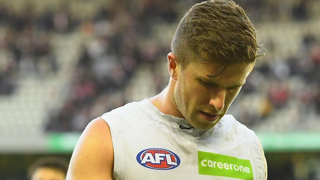The topic of sledging has been hotly debated this week following an AFL game that saw Carlton captain, Marc Murphy, verbally targeted during the match. PICTURE: Quinn Rooney/Getty Images