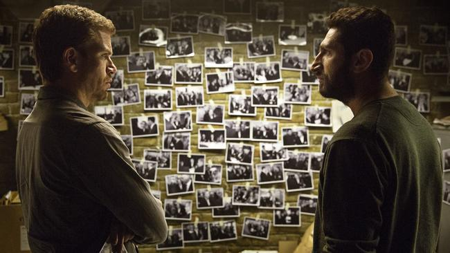 Nikolaj Lie Kaas and Fares Fares as police officers Morck and Assad are determined to find the truth.