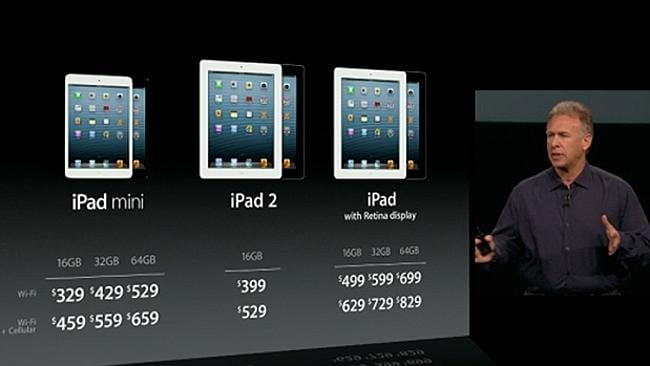 Apple's taking it to its comeptitors in a big bad way.