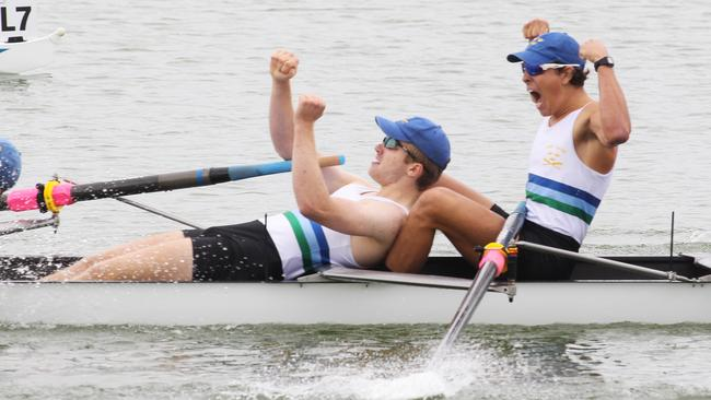 Trinity College wins annual Perth PSA schools rowing rac
