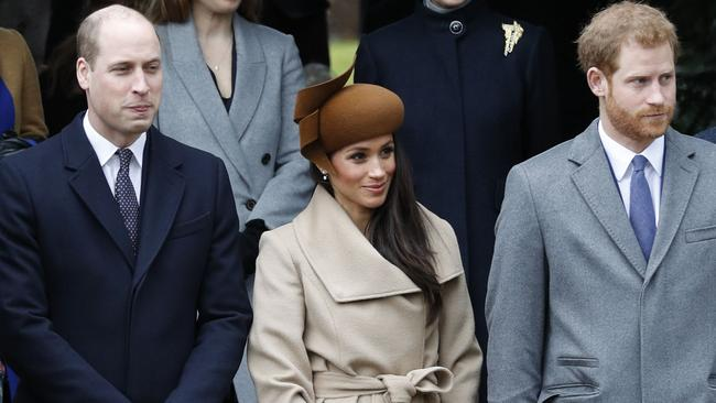 """Prince William is another option. Picture: AFP Photo/Adrian Dennis  <a capiid=""""94a87821ac91b4ee4c240aa4d84911f1"""" class=""""capi-video"""">Who is Meghan Markle?</a>"""