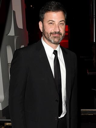 Jimmy Kimmel. Picture: Joshua Blanchard/Getty Images