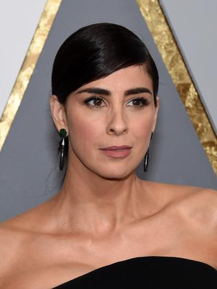 Sarah Silverman came under fire for her Holocaust joke.