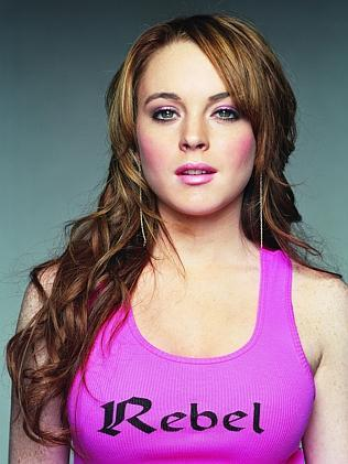 "Lindsay Lohan starred in the 2004 film ""Mean Girls""."