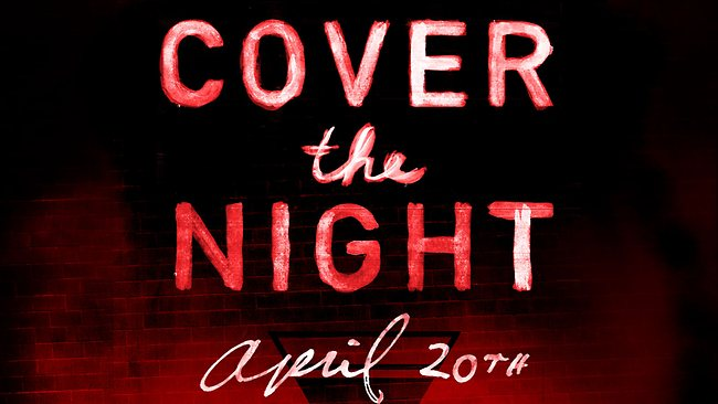 Cover The Night poster