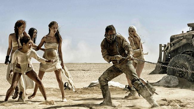 Mad Max: Fury Road continued it's Oscars run with two awards at the AACTA Internationals.