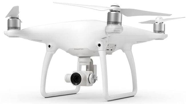 The DJI Phantom 4 Drone With Obstacle Avoidance Can Fly For 28 Minutes