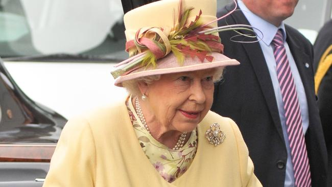 Queen Elizabeth II. Photo by Martin Grimes/Getty Images.