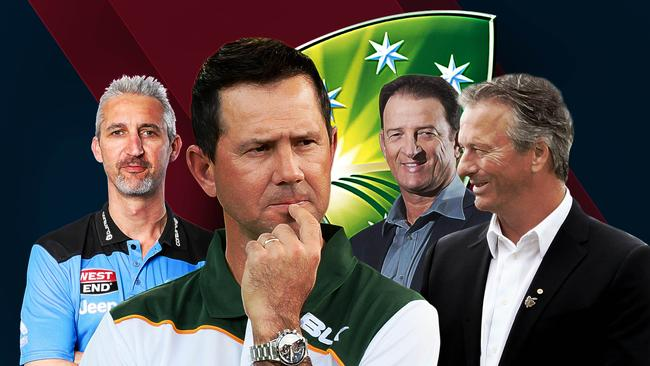 Will one of these men be the new chairman of selectors?