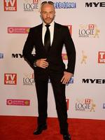 Alex Perry during the Red Carpet Arrivals ahead of the 56th TV Week Logie Awards 2014 held at Crown Casino on Sunday, April 27, 2014 in Melbourne, Australia. Picture: Jason Edwards