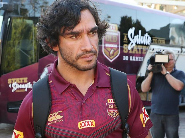 Gutted Thurston ruled out of Origin