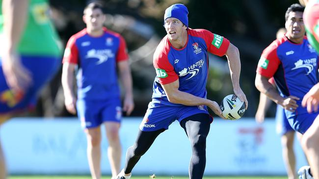 After a week on the sidelines, Gidley is hoping to make an impact against the Rabbitohs.