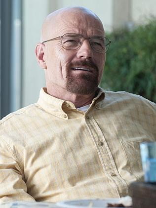 An unlikely resurgence ... Walter White (Bryan Cranston) from Breaking Bad. Picture: Lewis Jacobs/AMC