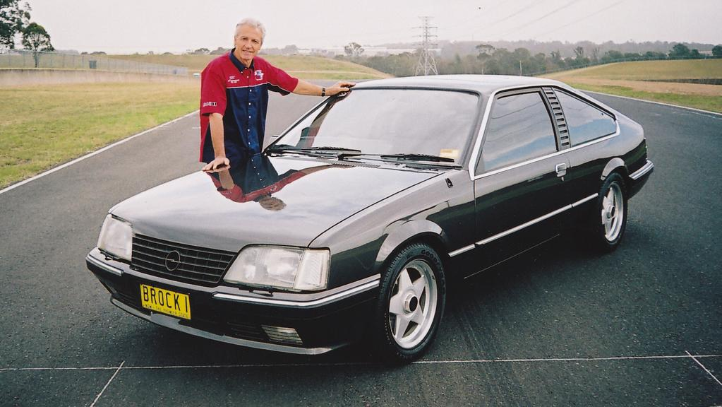For sale: Peter Brock\'s rarest car, the HDT Monza, the only one of ...