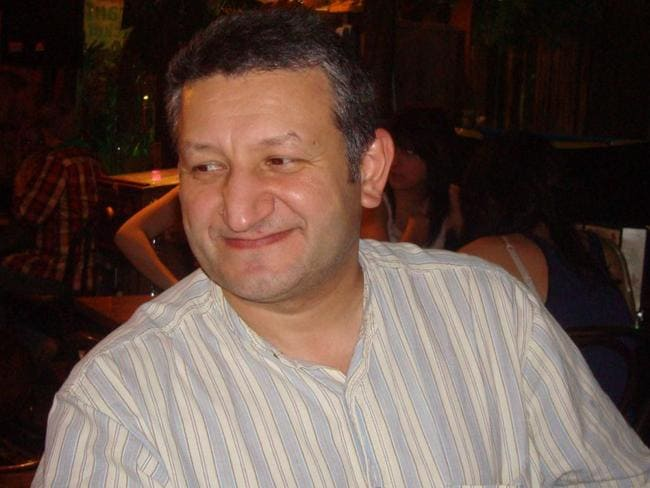 Shot dead ... the British father in the French Alps massacre, engineer Saad Al-Hilli.