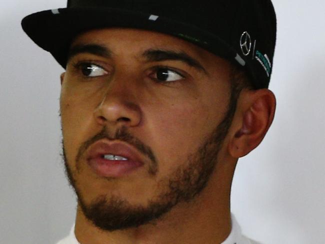 Hamilton takes a shot at Red Bull