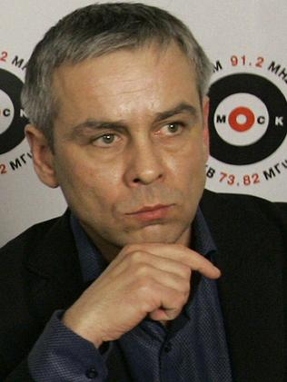 Russian businessman Dmitry Kovtun.