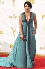 Selenis Leyva attends the 67th Annual Primetime Emmy Awards in Los Angeles. Picture: AP