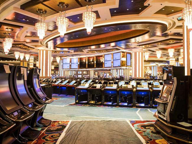 The junket industry tempts China's super-rich to overseas casinos by providing credit lines, private jets, luxury accommodation and extravagant lunches. Picture: Xaume Olleros/Bloomberg