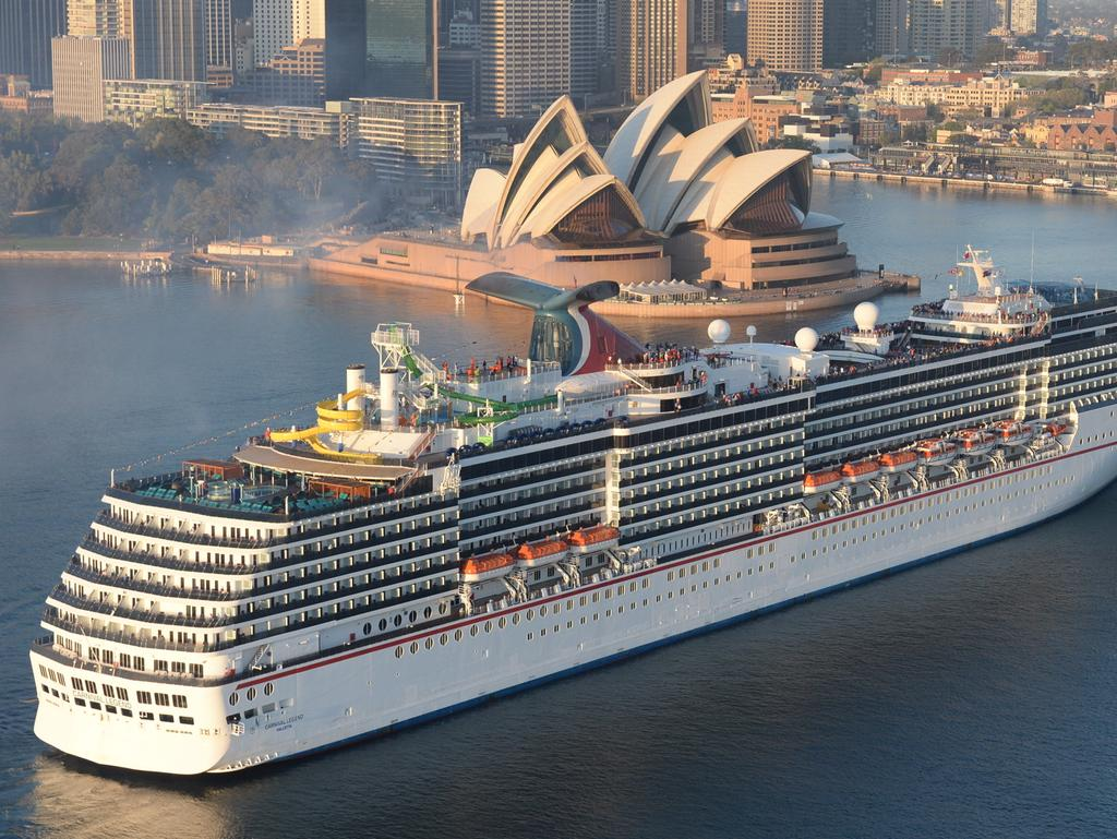 Take A Peek On Board Carnival Legend The Newly Aussiefied - How long is the carnival cruise ship