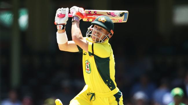 Warner also bagged the ODI gong. (Photo by Matt King/Getty Images)