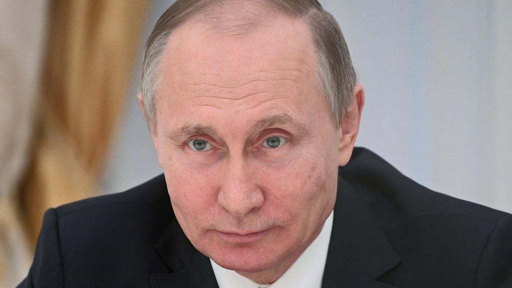 Russian President Vladimir Putin has not said if he will stand in next year's presidential elections. Picture: AP