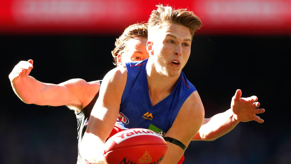Young gun Alex Witherden in action. Picture: Getty