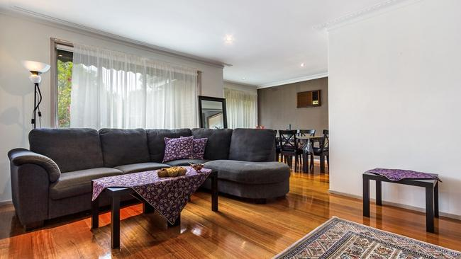 A renovated home at 27 Melview Ave, Ringwood North is expected to get strong interest this weekend.
