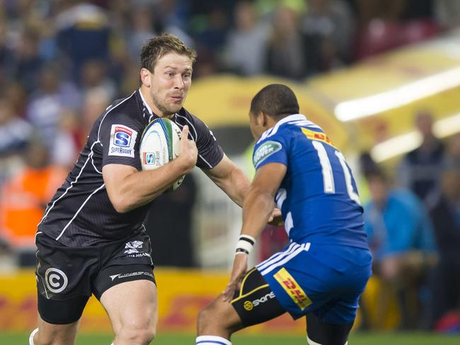 Francois Steyn from the Sharks.