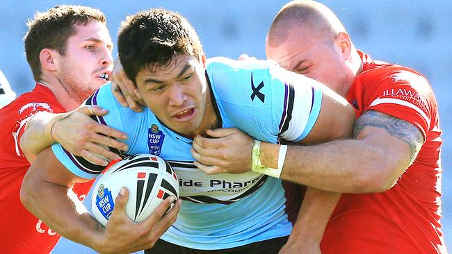 Jordan McLean returns to play NSW Cup for Cronulla.