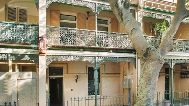 A terrace at 119 Kent St, Millers Point was sold by the State Government last week for $1.91 million.
