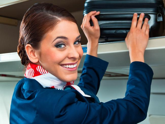 How to chat up a flight attendant