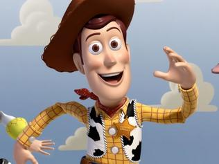Inspire top ten movies- toy story