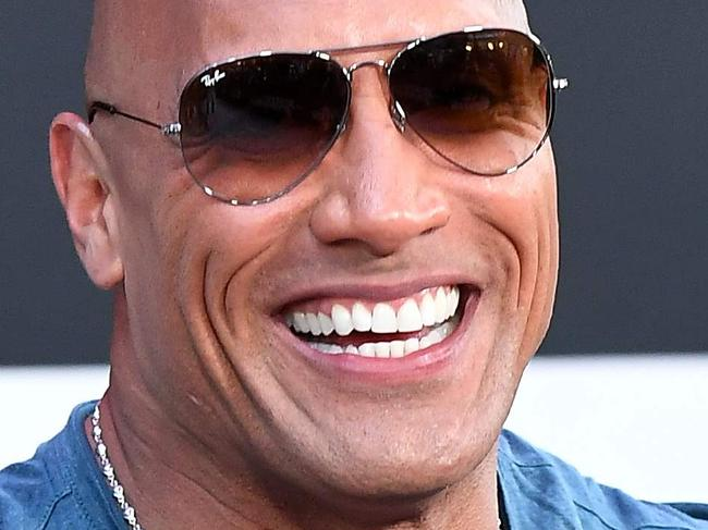 The Rock humbles rugby league icon