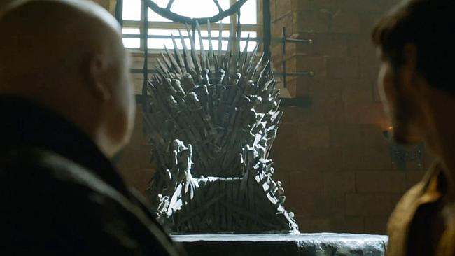 Wait, now Varys is after the pointy chair as well?
