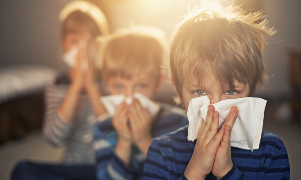 Parents are still not taking the flu seriously, risking their kids' lives
