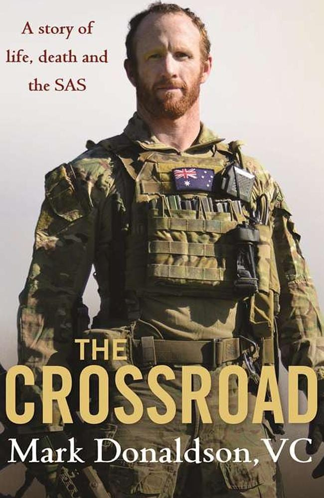 THE CROSSROAD, MARK DONALDSON