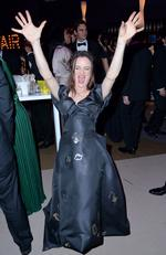 Actress Juliette Lewis attends the 2016 Vanity Fair Oscar Party. Picture: Jeff Vespa/VF16/WireImage