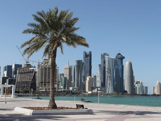 Arab nations including Saudi Arabia and Egypt cut ties with oil-rich Qatar, accusing it of supporting extremism. Picture: AFP