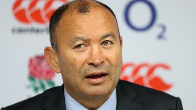 Eddie Jones has banned his players from addressing the media at times, since becoming England coach.