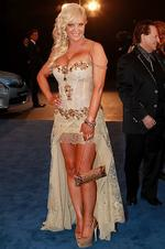 Brynne Edelsten was shining at the 2011 Brownlow Medal. Picture: David Caird