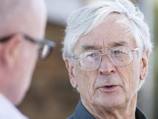 Dick Smith's retail namesake is a shadow of its former glory. Picture: Dylan Robinson