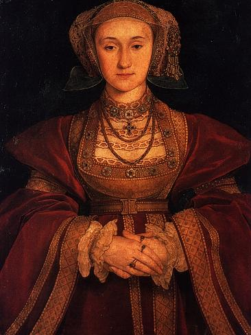 Painting of Anne Cleaves. Picture: Supplied