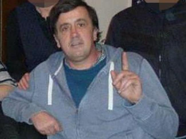 Darren Osborne, 47, has been identified as the terror suspect. Picture: Supplied