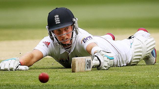 Joe Root failed to flatter on the Ashes tour.