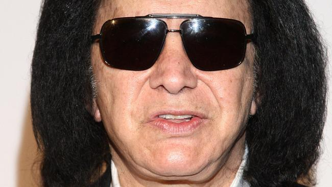 Gene Simmons is coming to Australia next year