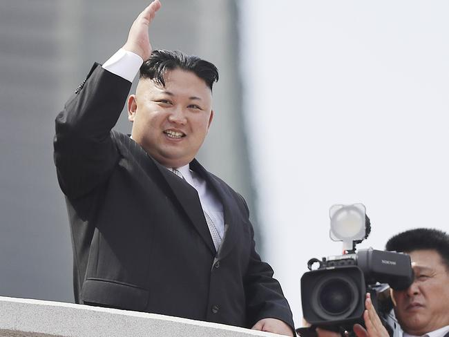 North Korea has warned the US to behave itself. Picture: Wong Maye-E/AP