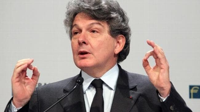 If you want to reach Thierry Breton, send him a text. Email is banned at Atos' offices.